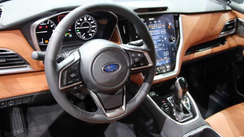 2019 - [Subaru] Legacy & Outback 48149010
