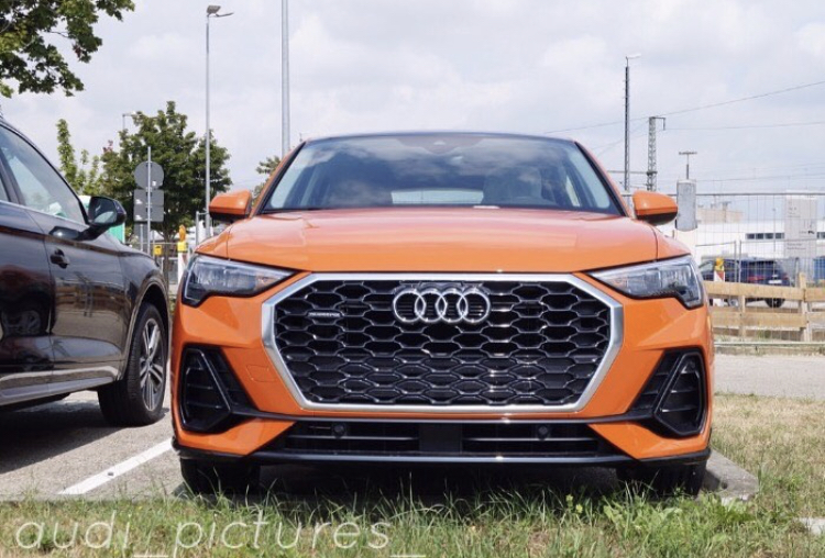 2019 - [Audi] Q3 Sportback - Page 5 481ade10