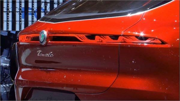 2019 - [Alfa Romeo] Tonale  - Page 3 4862c110