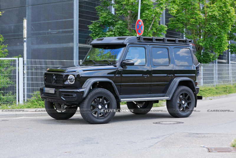 2017 - [Mercedes-Benz] Classe G II - Page 9 48683910