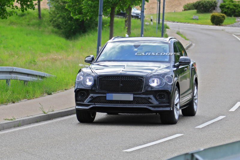 2015 - [Bentley] Bentayga - Page 12 486f0410