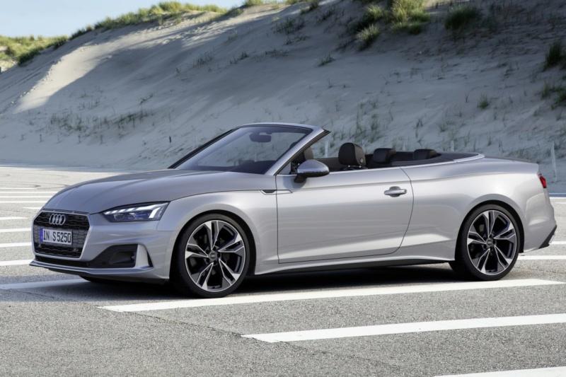 2020 - [Audi] A5 Coupé/Cab/SB restylée 48dc9010