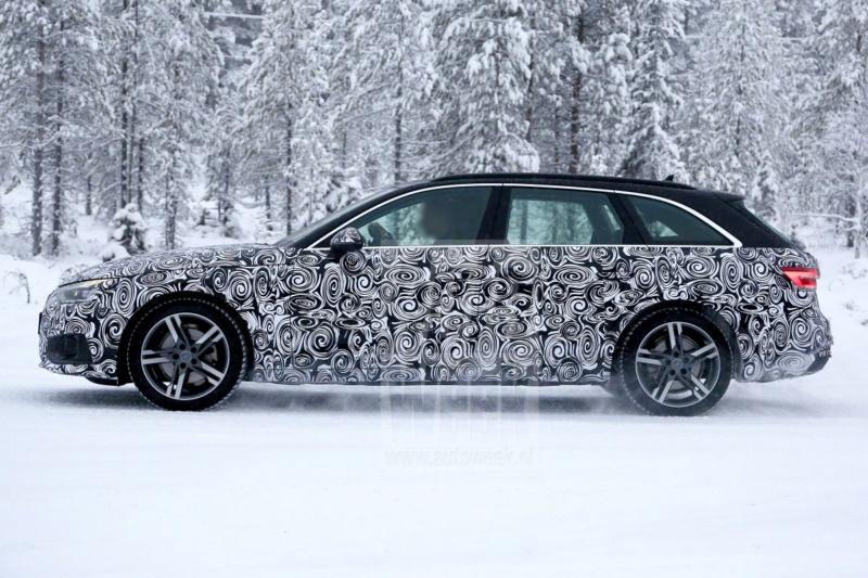 2018 - [Audi] A4 restylée  - Page 3 48def210