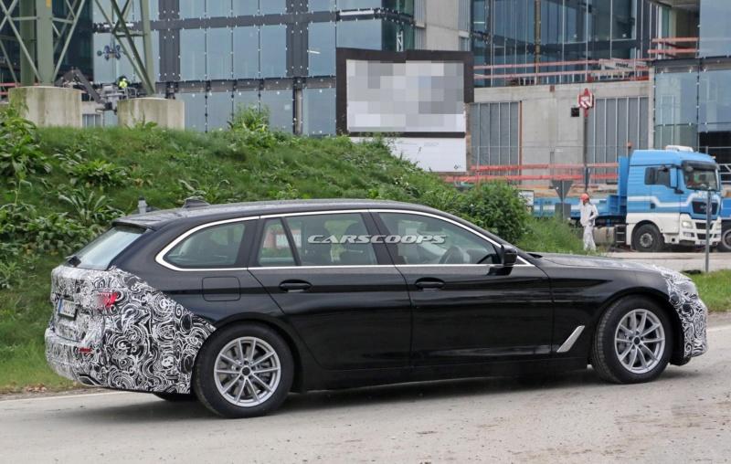 2020 - [BMW] Série 5 restylée [G30] - Page 3 48e50310