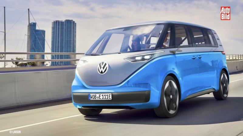 2022 - [Volkswagen] Microbus Electrique - Page 3 48e6d310
