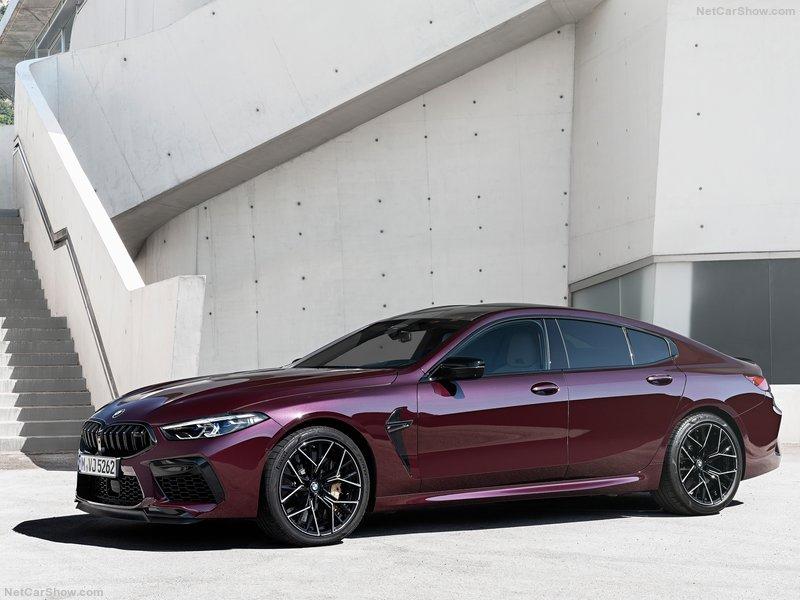 2019 - [BMW] Série 8 Gran Coupé [G16] - Page 6 490ce910