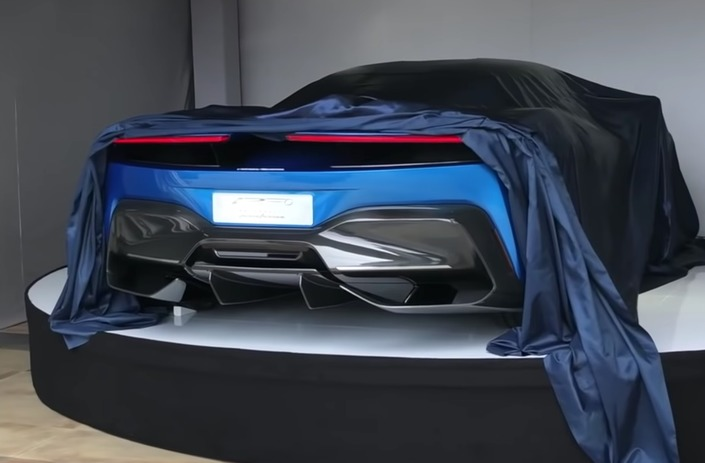 2018 - [Pininfarina] PF0 Concept / Battista  49120710