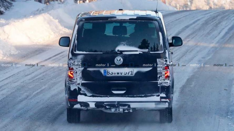 2020 - [Volkswagen] Transporter T6 restylé 491bf310
