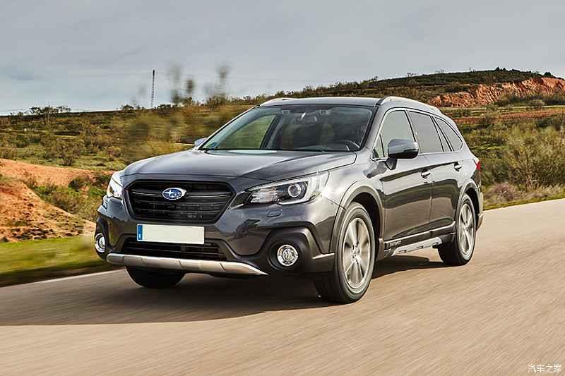 2019 - [Subaru] Legacy & Outback - Page 2 494a7110