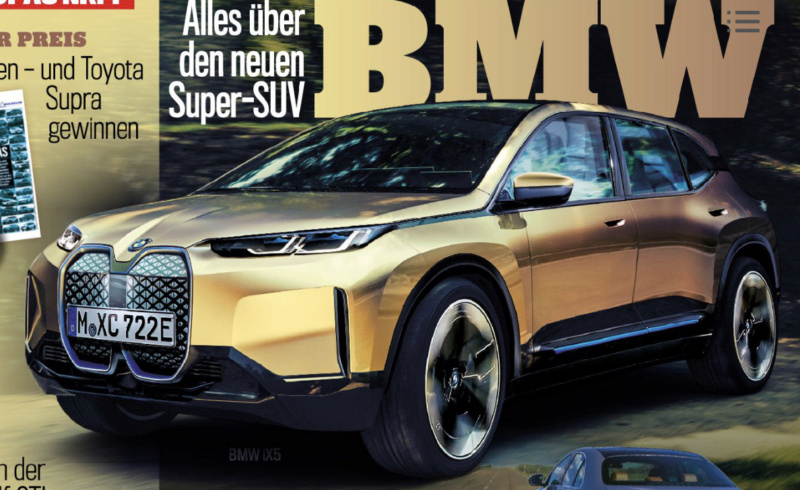 2021 - [BMW] iNext SUV - Page 6 495a3710