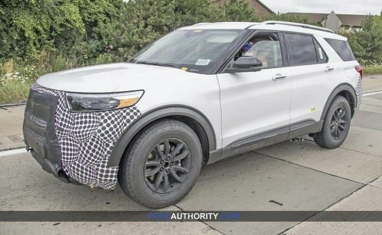 2019 - [Ford] Explorer - Page 4 495f7110