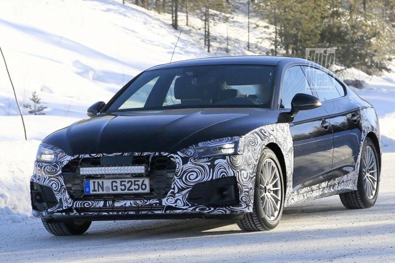 2020 - [Audi] A5 Coupé/Cab/SB restylée 49703b10