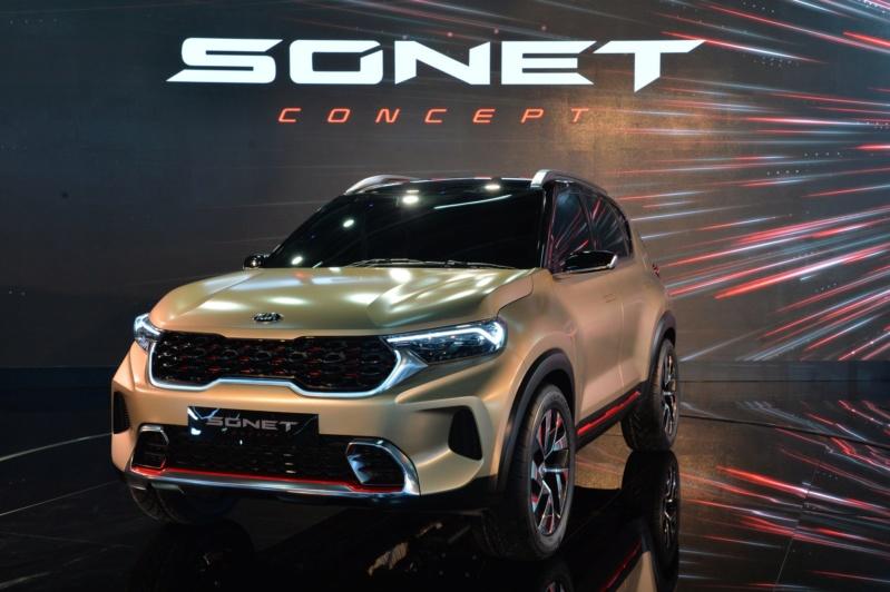 2020 - [Kia] Sonet Concept 49791110