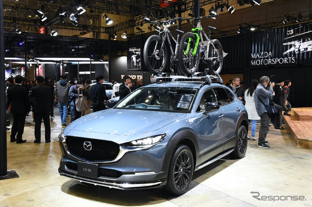 2019 - [Mazda] CX-30 - Page 2 4981db10