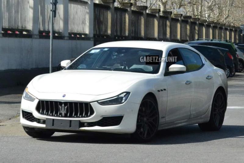 2014 - [Maserati] Ghibli - Page 10 49863610