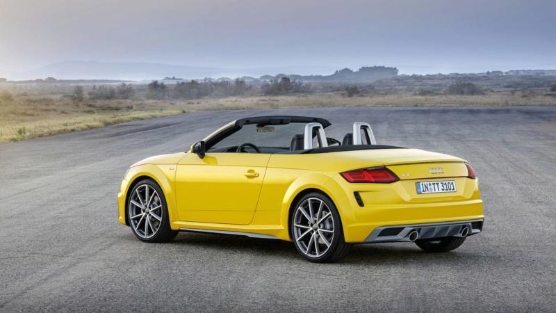 2018 - [Audi] TT III Restylé - Page 2 49a27e10