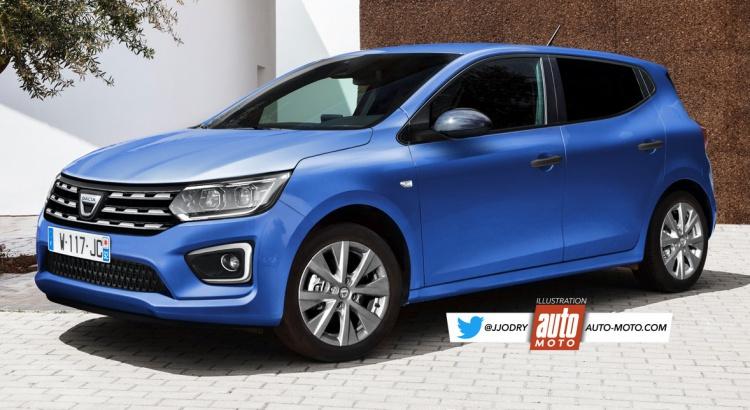 2020 - [Dacia] Sandero / Logan III - Page 5 49a50710