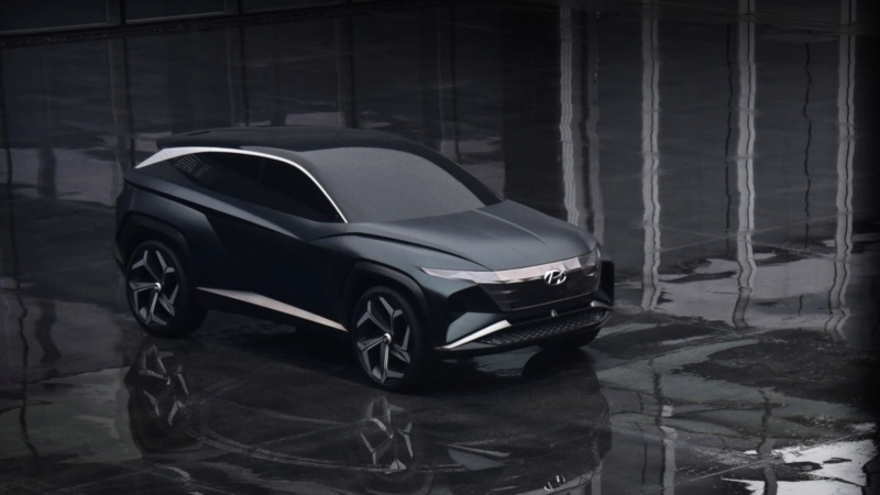 2019 - [Hyundai] Tucson Concept  49b73210