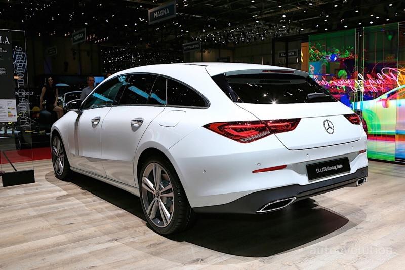 2019 - [Mercedes-Benz] CLA Shooting Brake II 49be7310