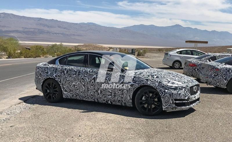 2019 - [Jaguar] XE restylée  49d06510