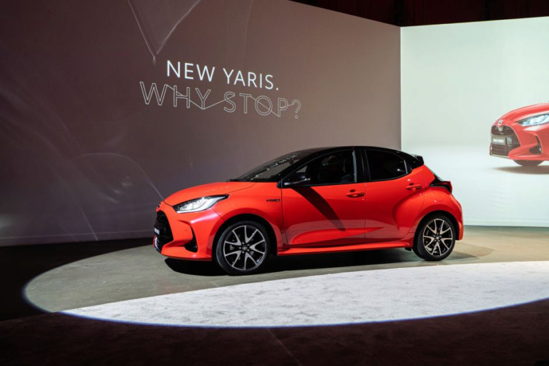 2020 - [Toyota] Yaris - Page 6 49d3c210
