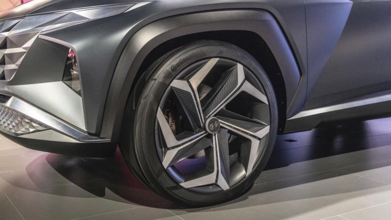 2019 - [Hyundai] Tucson Concept  49e30410