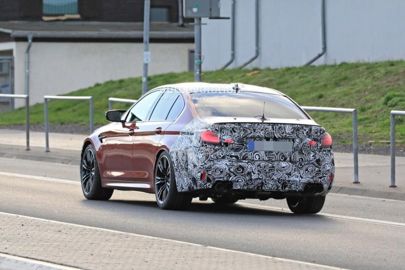 2020 - [BMW] Série 5 restylée [G30] - Page 3 4a3d8710