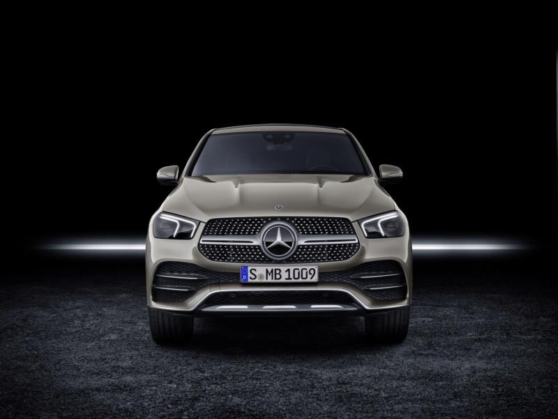 2019 - [Mercedes-Benz] GLE Coupé  - Page 3 4a462b10