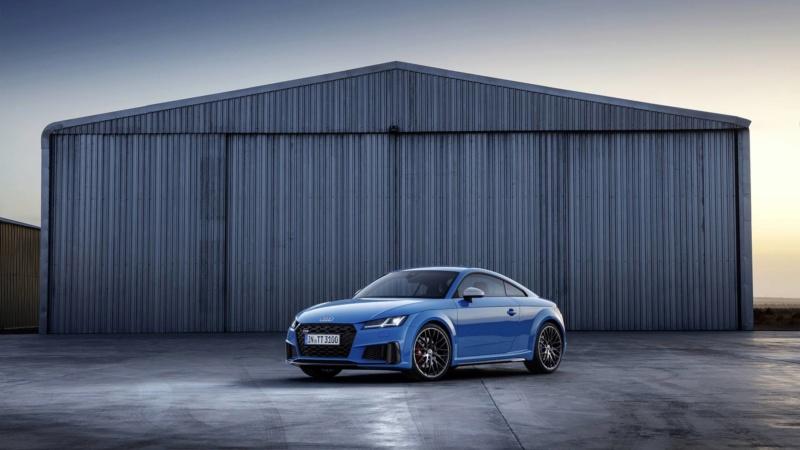 2018 - [Audi] TT III Restylé - Page 2 4a63b310