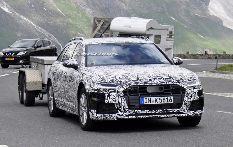 2017 - [Audi] A6 Berline & Avant [C8] - Page 10 4a7d6010