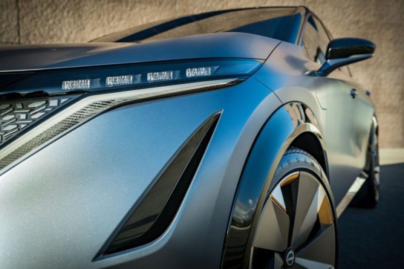 2019 - [Nissan] Ariya Concept - Page 2 4a8ce210