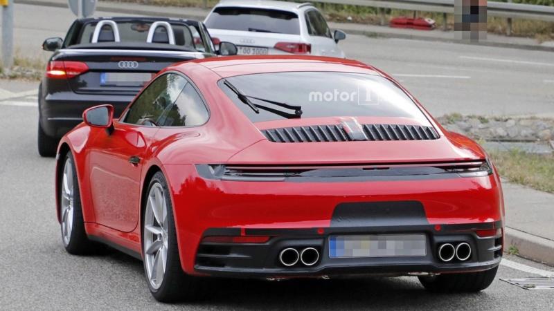2018 - [Porsche] 911 - Page 8 4a937410