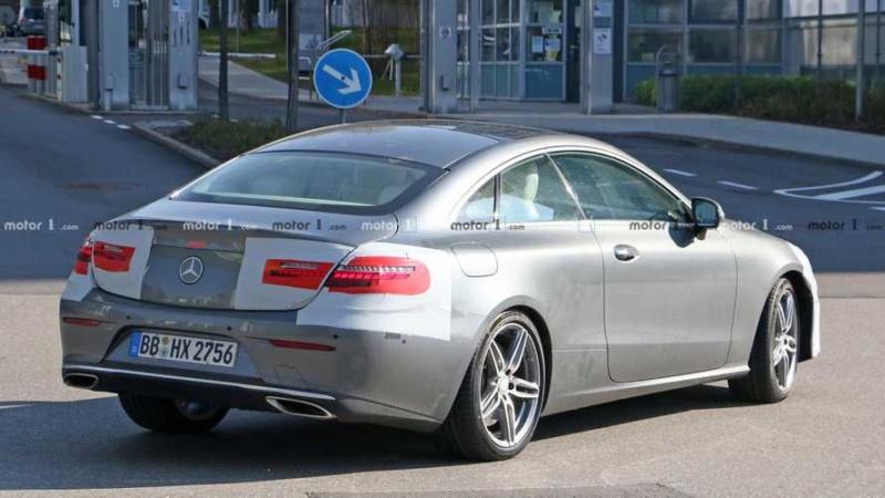2020 - [Mercedes-Benz] Classe E restylée  - Page 2 4a94c710