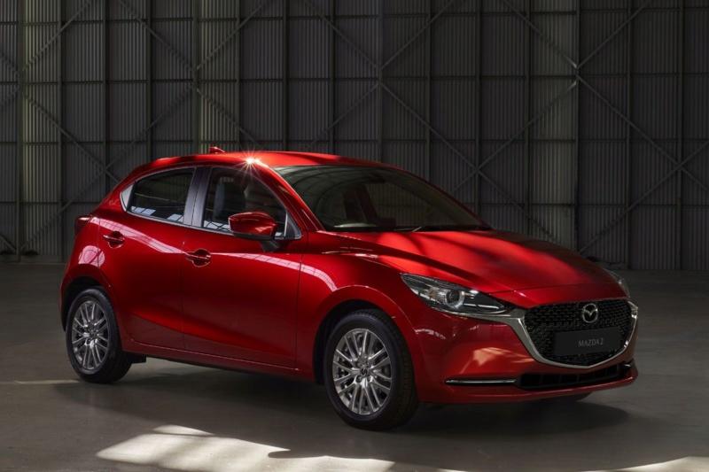 2019 - [Mazda] Mazda 2 restylée 4a9cad10