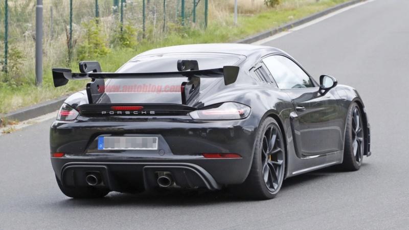 2016 - [Porsche] 718 Boxster & 718 Cayman [982] - Page 8 4a9d8b10