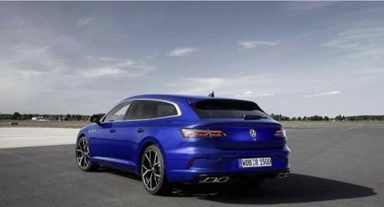 2019 - [Volkswagen] Arteon Shooting Brake - Page 4 4aa68310