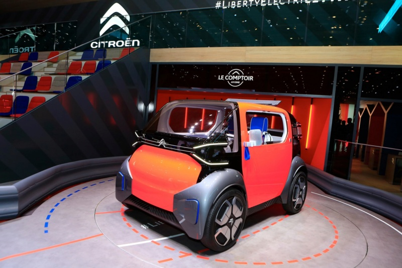 2019 - [Citroën] Concept AMI ONE - Page 11 4abae410