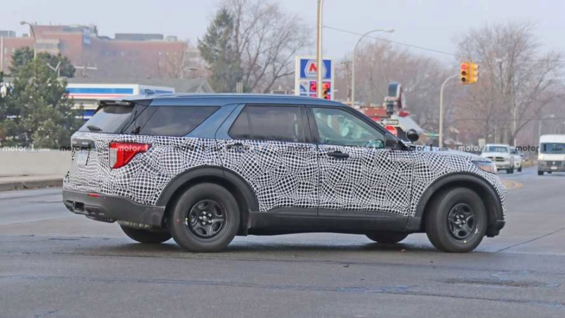 2019 - [Ford] Explorer - Page 2 4ad44710