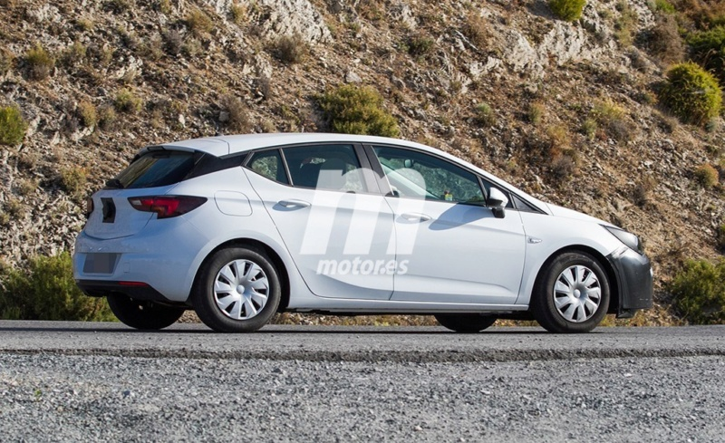 2018 - [Opel] Astra restylée  - Page 3 4ad63710