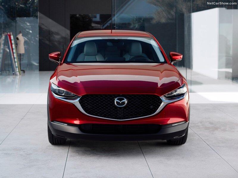 2019 - [Mazda] CX-30 4aee2f10