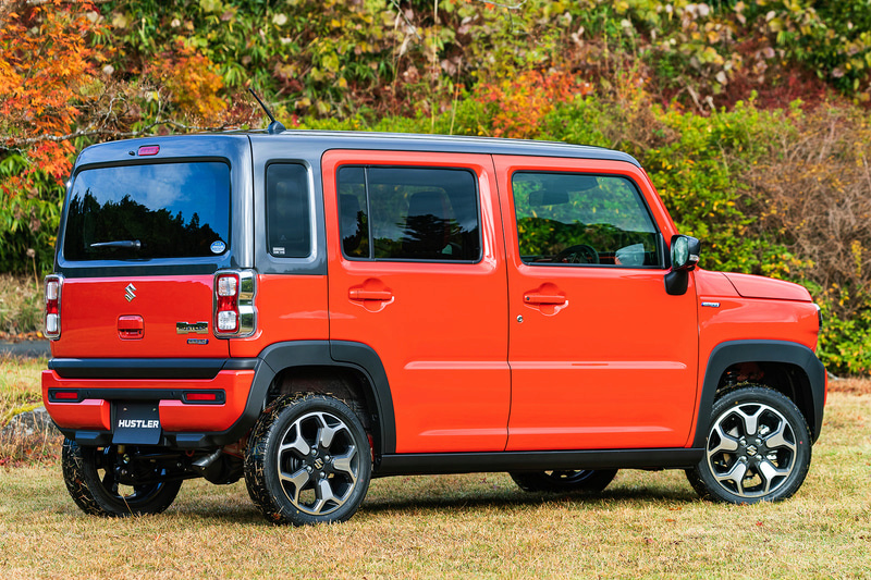 2014 - [Mazda/Suzuki] Flair Crossover / Hustler - Page 2 4af44410