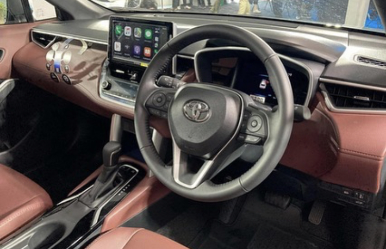 2021 - [Toyota] Corolla Cross - Page 4 4af65810