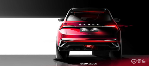 2019 - [Skoda] Vision GT Concept  4b233210