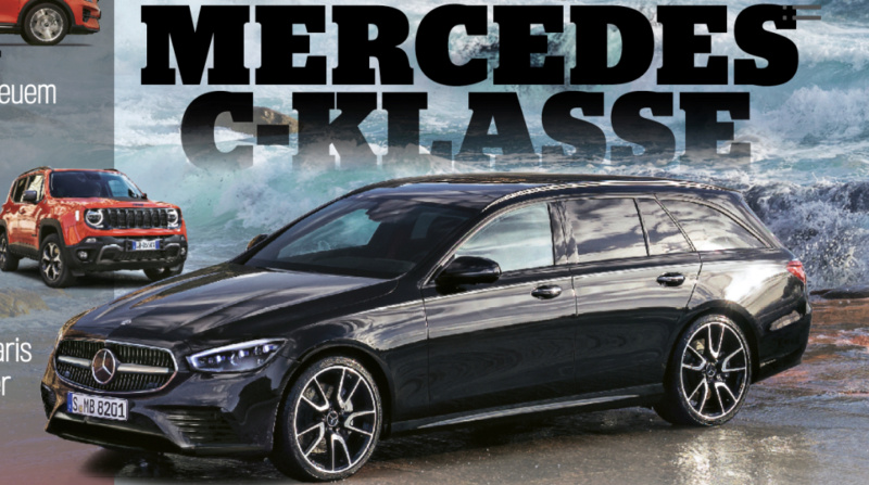 2020 - [Mercedes-Benz] Classe C [W206] - Page 6 4b4de810