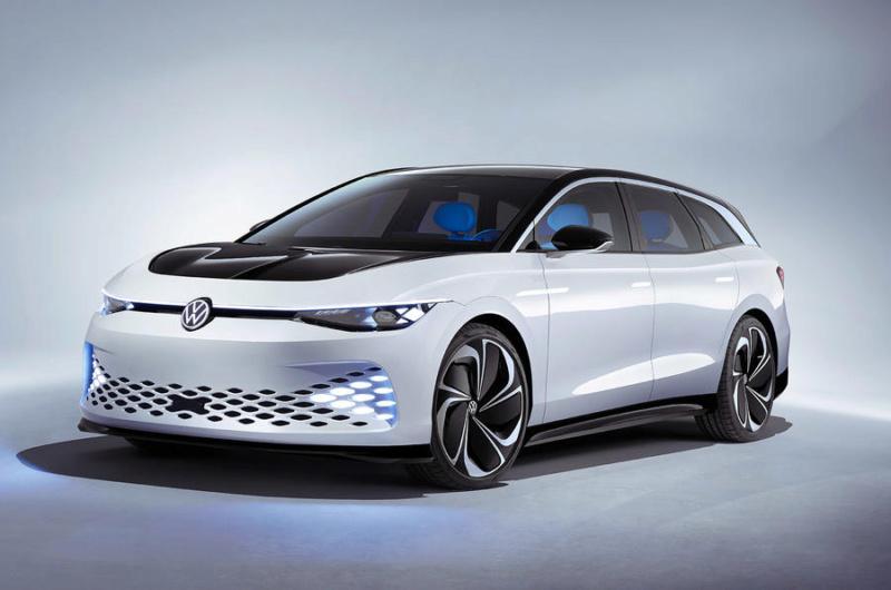 2019 - [Volkswagen] ID Space Vizzion 4b546310