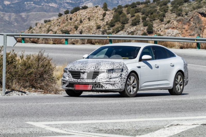 2020 - [Renault] Talisman restylée - Page 6 4b811010