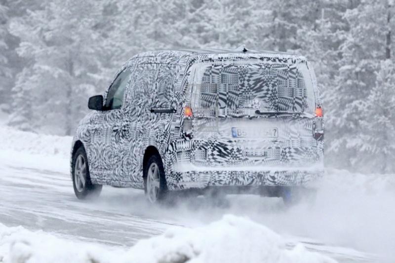 2020 - [Volkswagen] Caddy V 4b984010