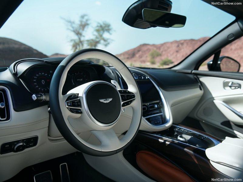 2019 - [Aston Martin] DBX - Page 9 4ba7da10