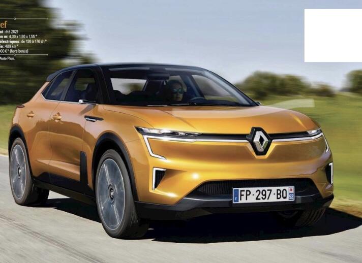 2022 - [Renault] SUV Compact EV [HCC] - Page 2 4bb01510