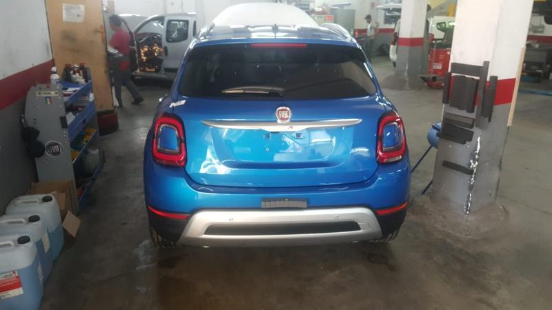 2018 - [Fiat] 500X restylé - Page 2 4bc6b510